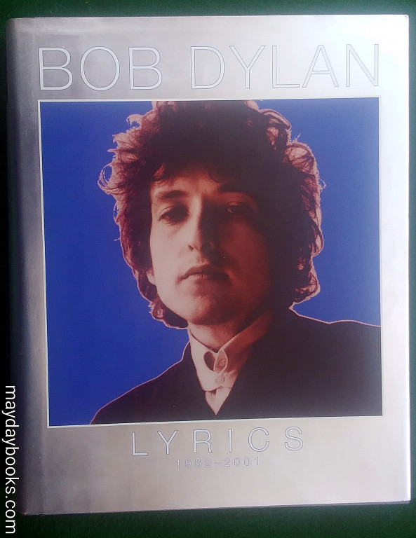 Image for BOB DYLAN - LYRICS: 1962-2001
