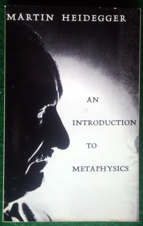Image for AN INTRODUCTION TO METAPHYSICS