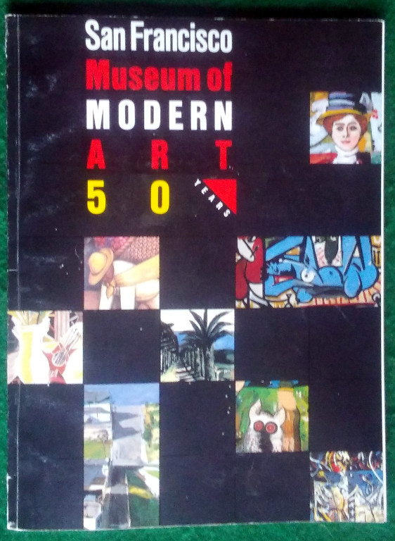 Image for SAN FRANCISCO MUSEUM OF MODERN ART: 50TH ANNIVERSARY COMMEMORATIVE PROGRAM 1985