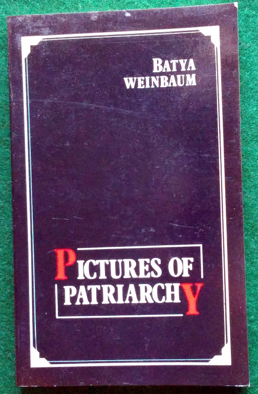 Image for PICTURES OF PATRIARCHY