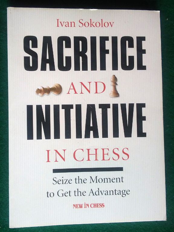 Image for SACRIFICE AND INITIATIVE IN CHESS: SEIZE THE MOMENT TO GET THE ADVANTAGE
