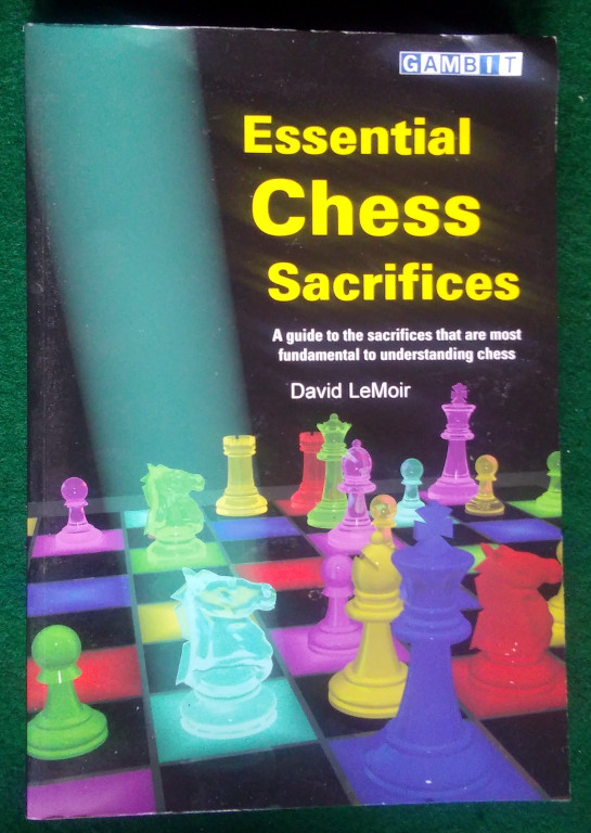 Image for ESSENTIAL CHESS SACRIFICES