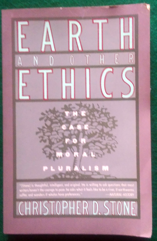 Image for EARTH AND OTHER ETHICS: THE CASE FOR MORAL PLURALISM