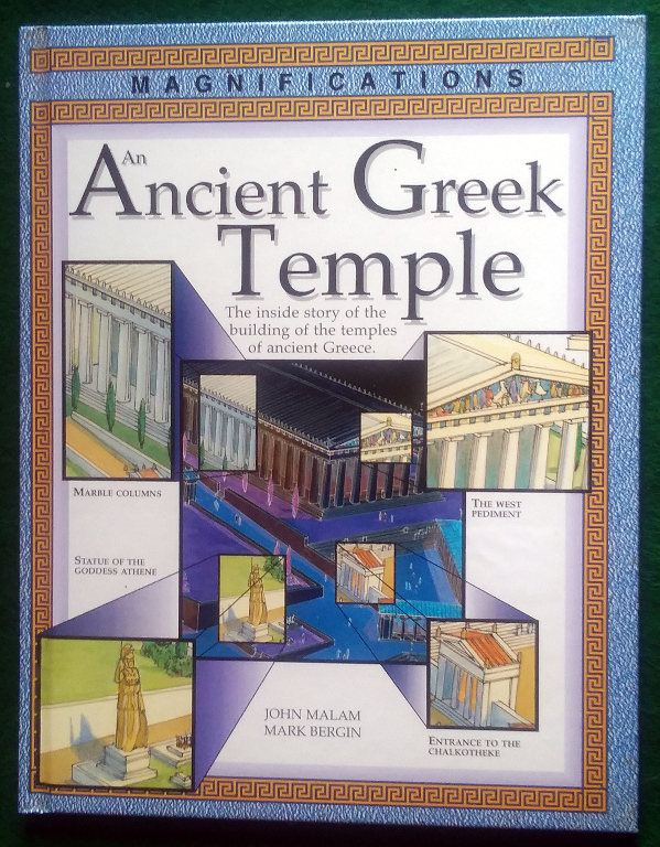 Image for AN ANCIENT GREEK TEMPLE