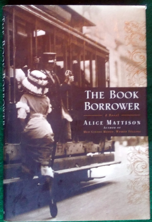 Image for BOOK BORROWER