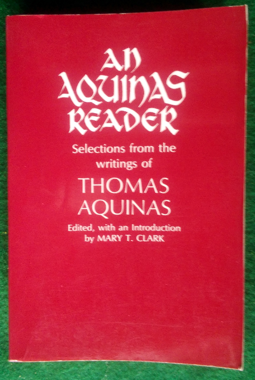 Image for AN AQUINAS READER