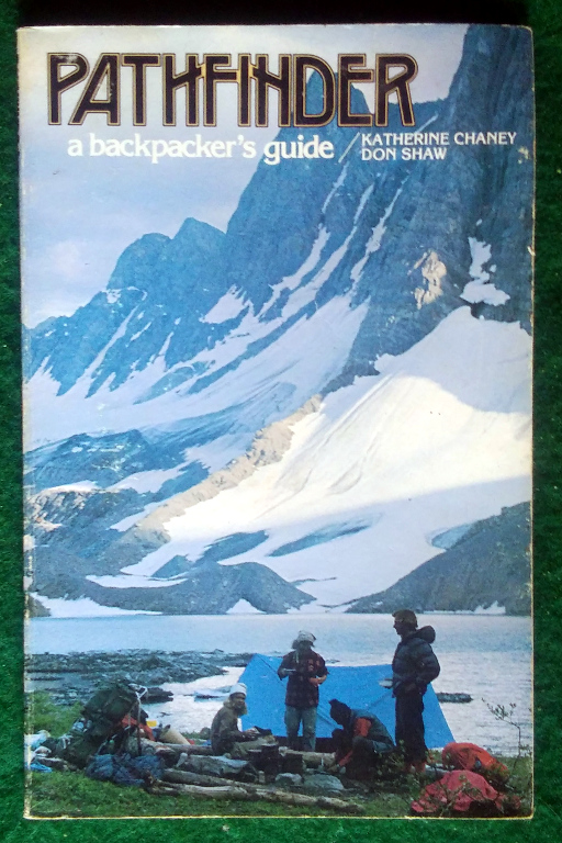 Image for PATHFINDER: A BACKPACKER'S GUIDE