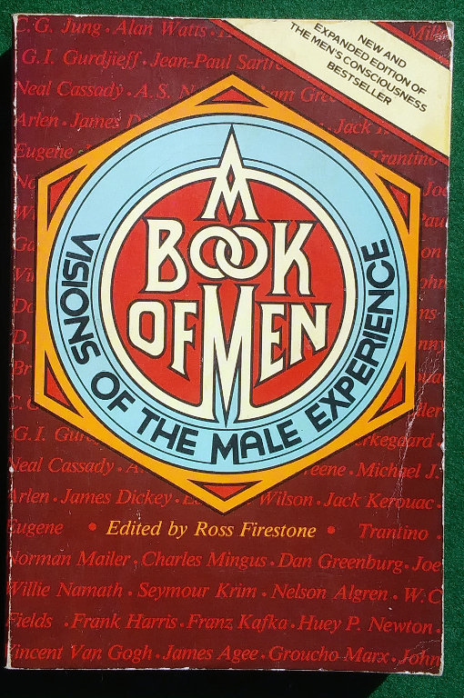 Image for A BOOK OF MEN: VISIONS OF THE MALE EXPERIENCE