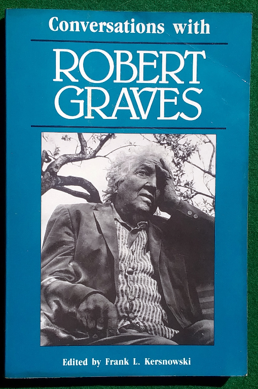 Image for CONVERSATIONS WITH ROBERT GRAVES
