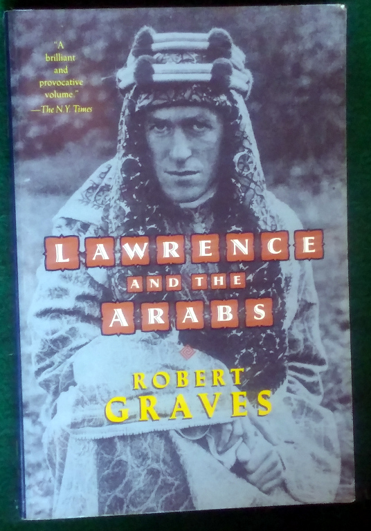 Image for LAWRENCE AND THE ARABS