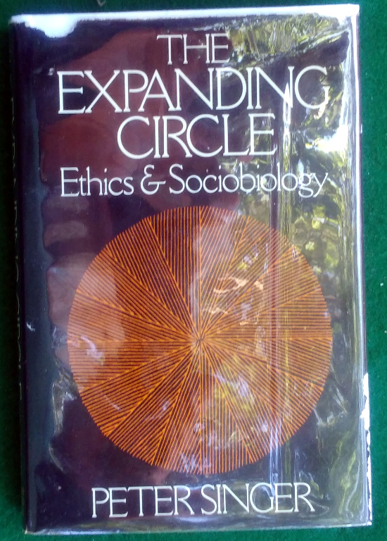 Image for THE EXPANDING CIRCLE: ETHICS AND SOCIOBIOLOGY