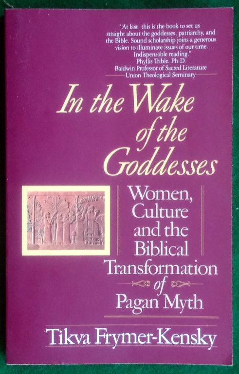 Image for IN THE WAKE OF THE GODDESSES: WOMEN, CULTURE AND THE BIBLICAL TRANSFORMATION OF PAGAN MYTH