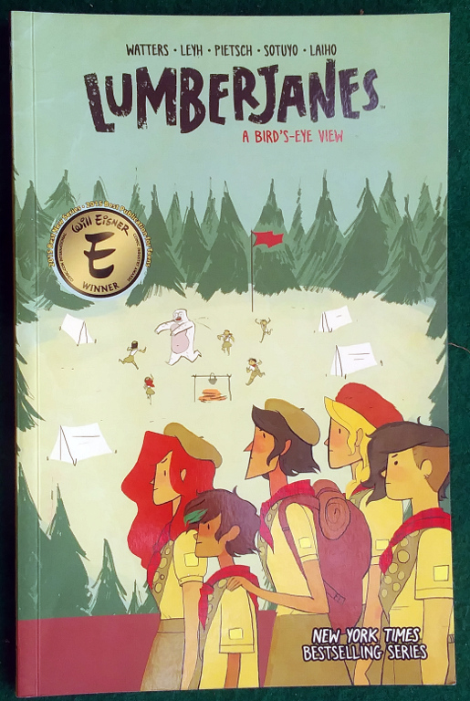 Image for LUMBERJANES VOL. 7: A BIRD'S-EYE VIEW