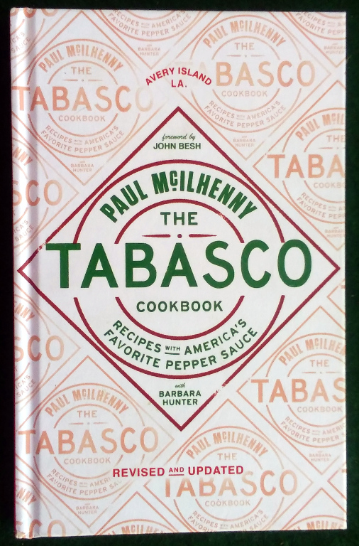 Image for THE TABASCO COOKBOOK: RECIPES WITH AMERICA'S FAVORITE PEPPER SAUCE