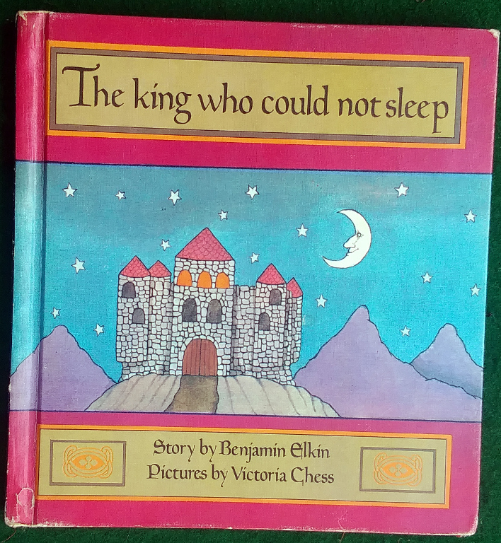 Image for THE KING WHO COULD NOT SLEEP