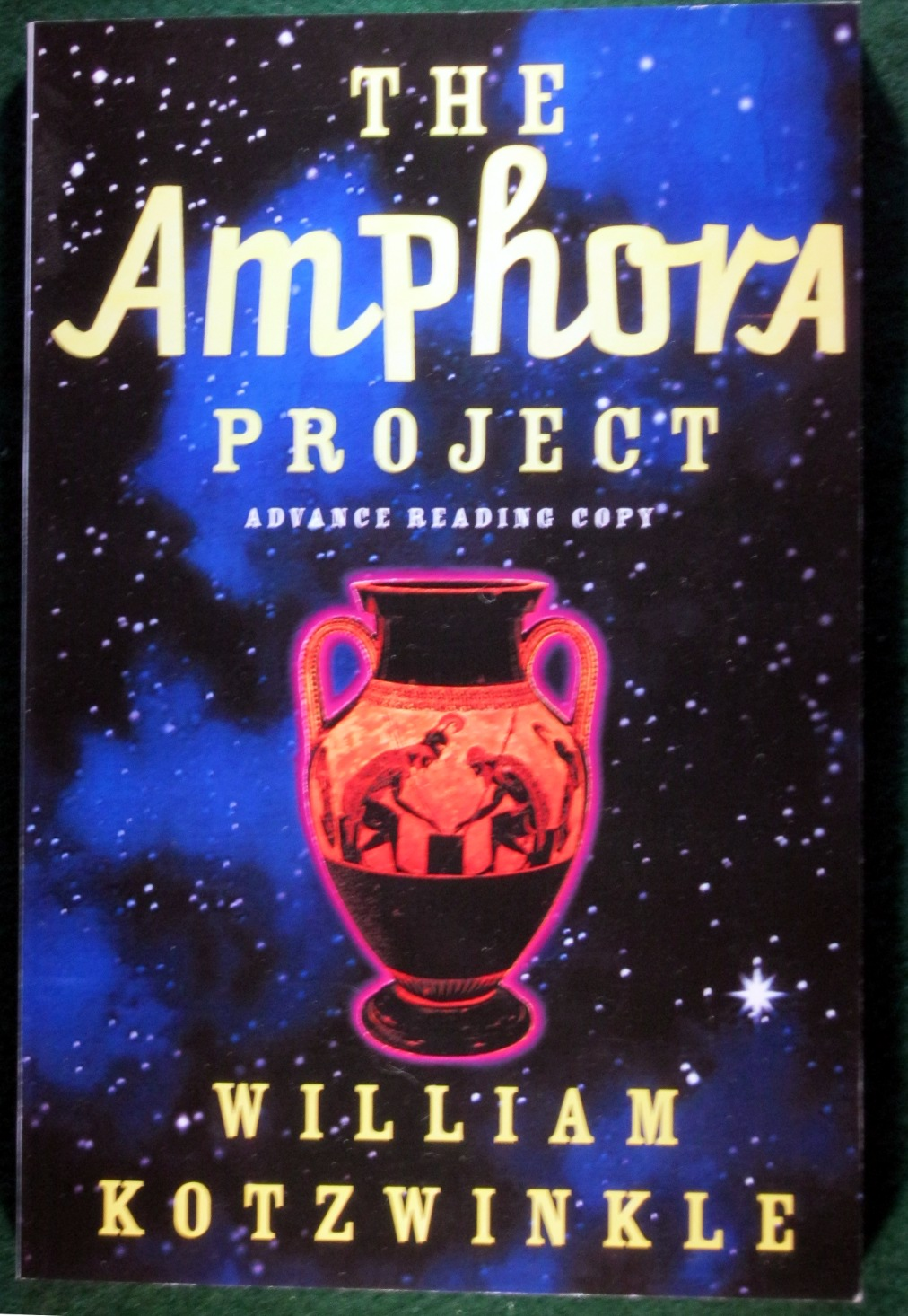 Image for THE AMPHORA PROJECT