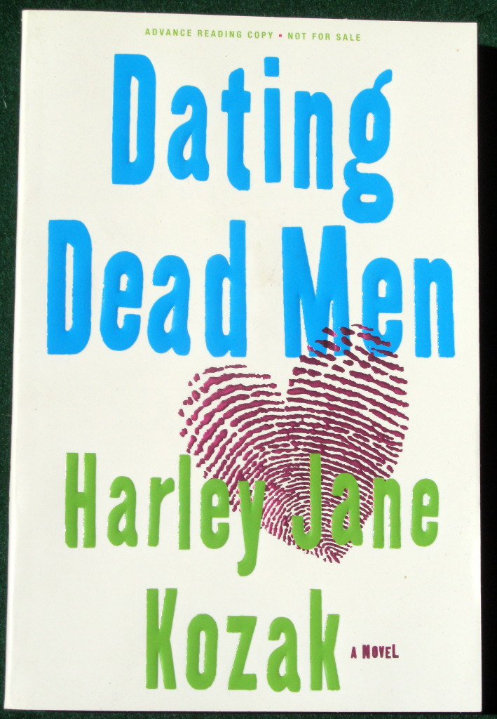Image for DATING DEAD MEN