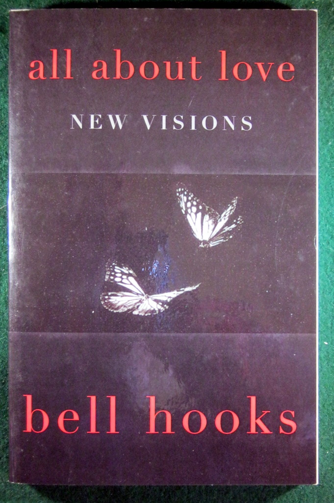 Image for ALL ABOUT LOVE: NEW VISIONS (BELL HOOKS LOVE TRILOGY)